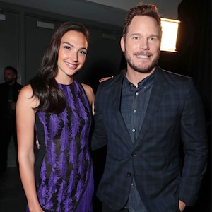 Gal Gadot, Chris Pratt, Comic-Con 2018